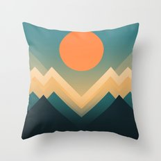 Inca Throw Pillow