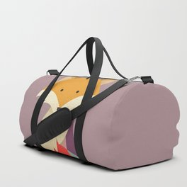 Red Fox Duffle Bag