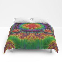 Dynamic Circuitry Comforters