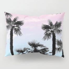 Tropical Palm Trees Dream #4 #tropic #decor #art #society6 Pillow Sham
