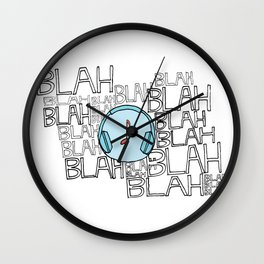 The power of music to cut through the noise Wall Clock