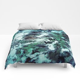Iced water Comforters