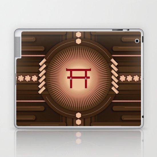 Torii no power Laptop & iPad Skin