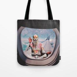 EVERYTHING IS OKAY - YOGI MEDIATION Tote Bag