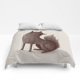 Wolfie Comforters