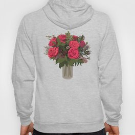 Beautiful Roses Hoody