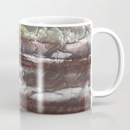 Gray brown marble Coffee Mug