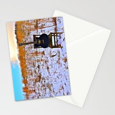 Winter's Song Stationery Cards