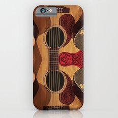 Guitar Reflections iPhone 6s Slim Case
