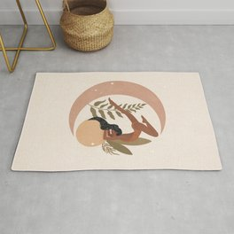 Allow Yourself to Transform Rug