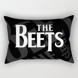 The Beets Rectangular Pillow