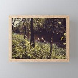 Summer of 1973 Framed Mini Art Print