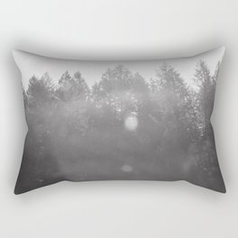 To the Tree Tops Rectangular Pillow