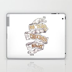 No Tears for the creatures of the Night Laptop & iPad Skin