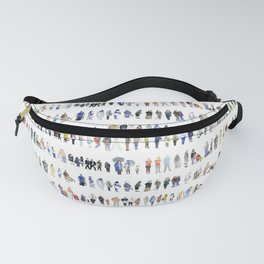 Major Queuing Fanny Pack