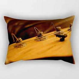 Guitar Tuners Rectangular Pillow