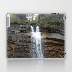 Coastal Waterfall Laptop & iPad Skin
