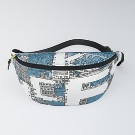 Truly Fucked Fanny Pack