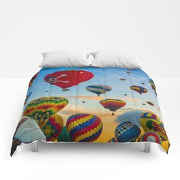 Mass Ascension Comforters