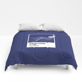 Pantone Series – Spacewalk Comforters