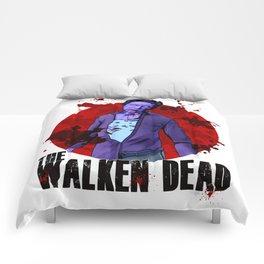 The Walken Dead – The Walking Dead Parody – Christopher Walken Zombie Comforters