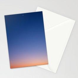 Richmond Sunset Sky & Moon Stationery Cards