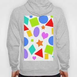 Shapes and Colors Hoody