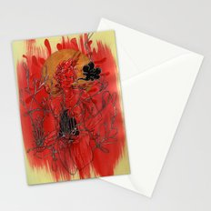 Growth and Decay Stationery Cards