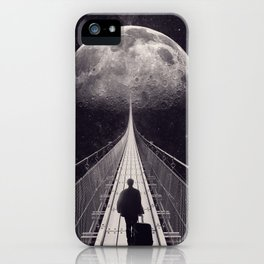 Space Trip iPhone Case