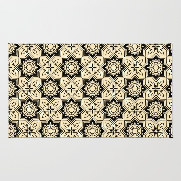 *Moroccan Rug