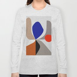 Abstract Art VIII Long Sleeve T-shirt