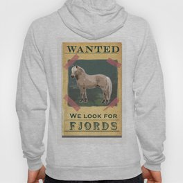 Wanted Fjords Hoody