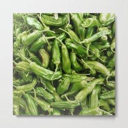 peppers! Metal Print