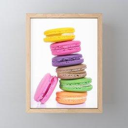 MacaroonS Colorful Framed Mini Art Print