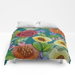 Flora Form Comforters