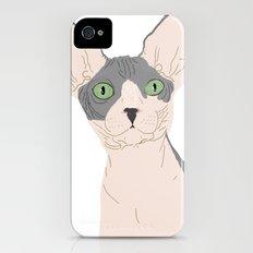 Nicolas iPhone (4, 4s) Slim Case
