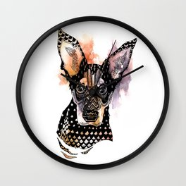 Lexy Wall Clock