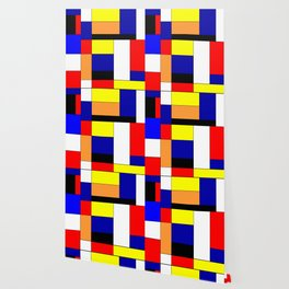 Mondrian #1 Wallpaper