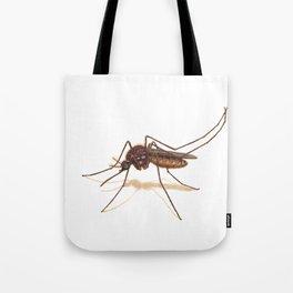 Mosquito by Lars Furtwaengler | Colored Pencil / Pastel Pencil | 2014 Tote Bag