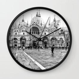 Basilica of Saint Mark Wall Clock