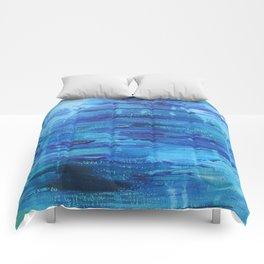 Cuadro azul Comforters