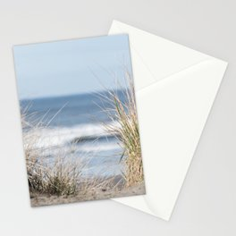 The Beach Beckons    Path To Ocean Shore Stationery Cards