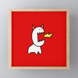 GRRRRRRR! Framed Mini Art Print