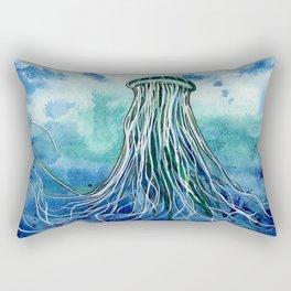 Emperor Jellyfish Rectangular Pillow