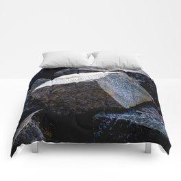 As Hard As Granite Comforters