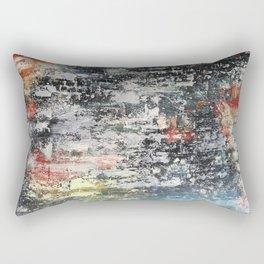 Night lights 2 Rectangular Pillow