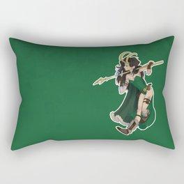 Lady Loki Rectangular Pillow