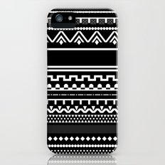 Graphic_Black&White #6 iPhone (5, 5s) Slim Case