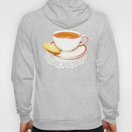 Cup of Tea and a biscuit Hoody