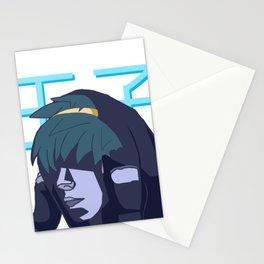 Marth Vaporwave Smash Design Stationery Cards